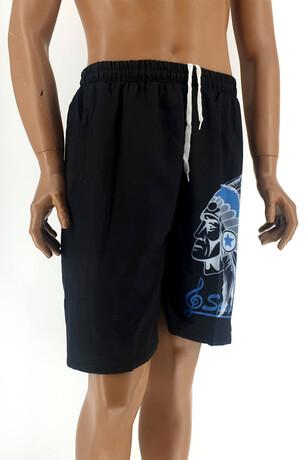 Tane Fiyatı 16,00 TL - Damla Kumaş Erkek Deniz Şortu 5'li Seri