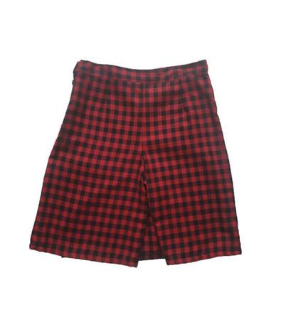 - Şort Etek İlkokul Kıyafeti