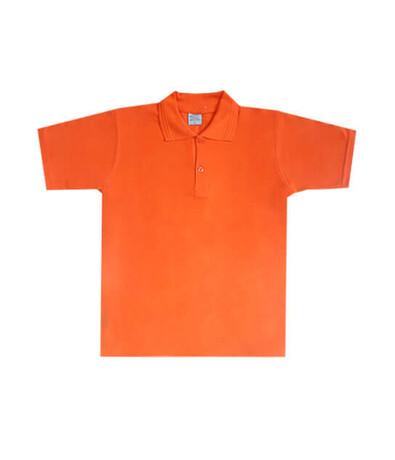 Alkan - Unisex Yetişkin Polo Yaka Tişört